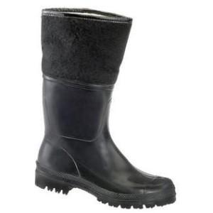 Koženofilcová obuv 2