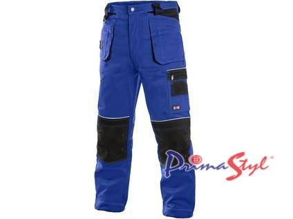 Pánské kalhoty ORION TEODOR, modro-černé