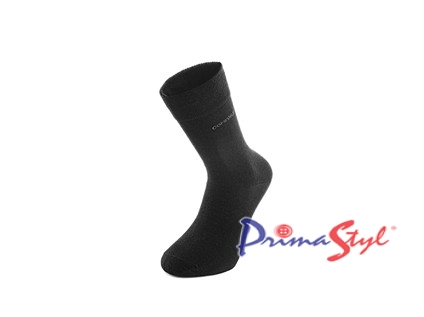 Antibakteriální ponožky COMFORT, černé
