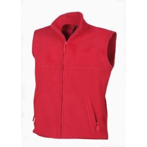 Fleece vesta