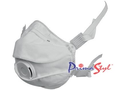 Filtrační polomaska SPIRO P3