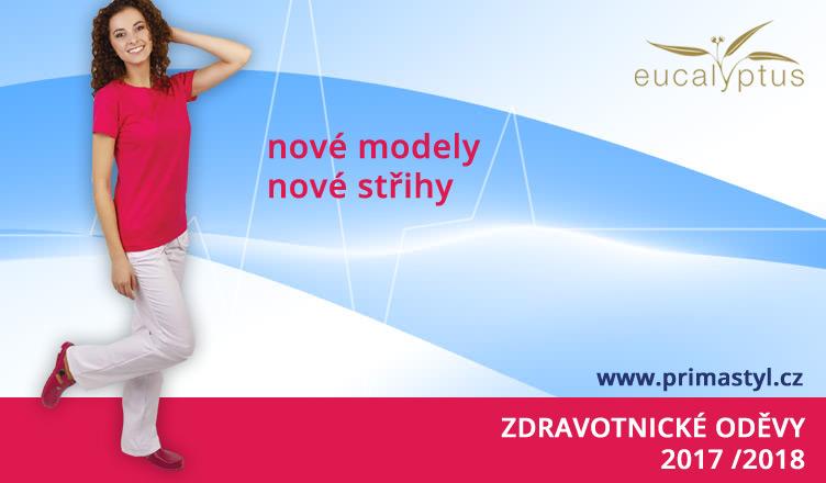 Zdravotnické oděvy PODZIM/ZIMA 2017/2018