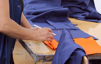 Oděvy průmysl