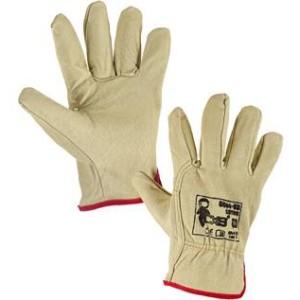 Kožené rukavice LOTUS