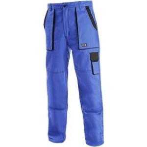Pánské kalhoty CXS LUX JOSEF, modro-černé