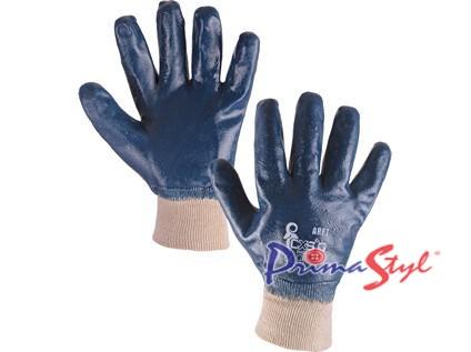 Povrstvené rukavice ARET, modré