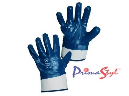 Povrstvené tukavice PELA, modré