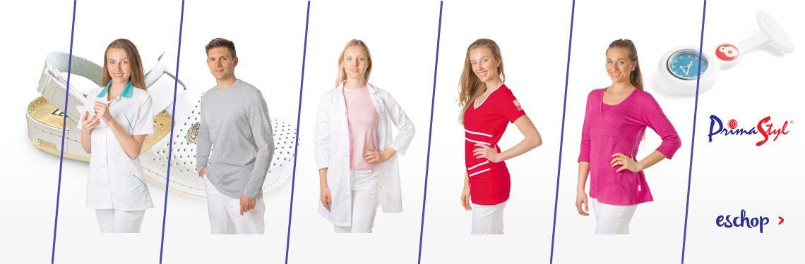 Eshop - Zdravotnické oblečení a obuv